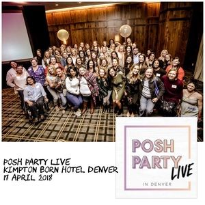 Posh n Sip Accessories - Thanks for joining us! See you next time!